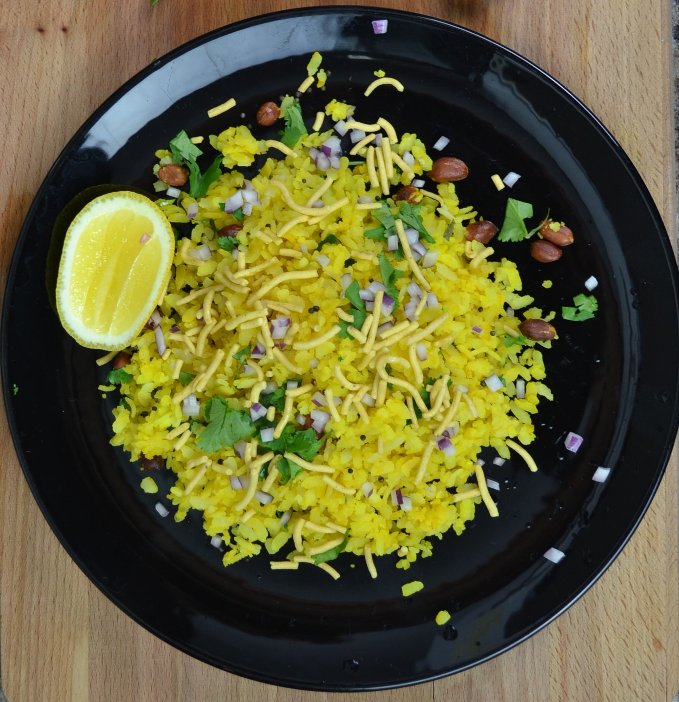 Easy to Make Poha Recipe | Vegan and Gluten-Free Indian Breakfast