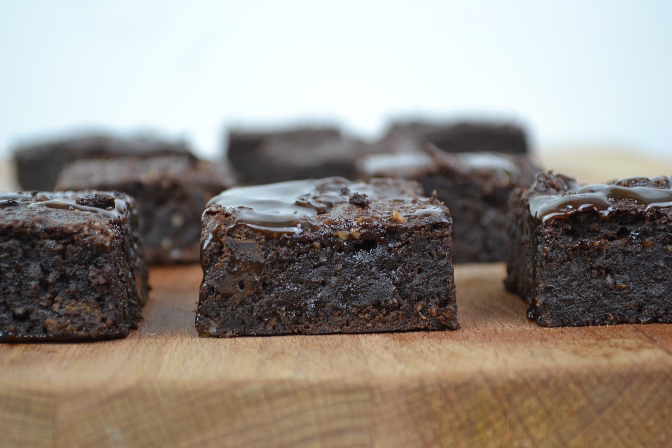 Vegan Brownies Recipe gluten-free and easy to make
