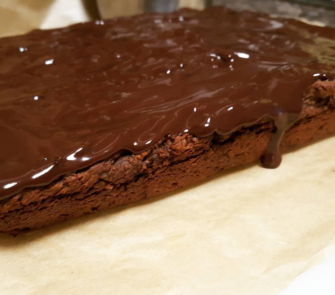Vegan Brownies Recipe dontask4salt