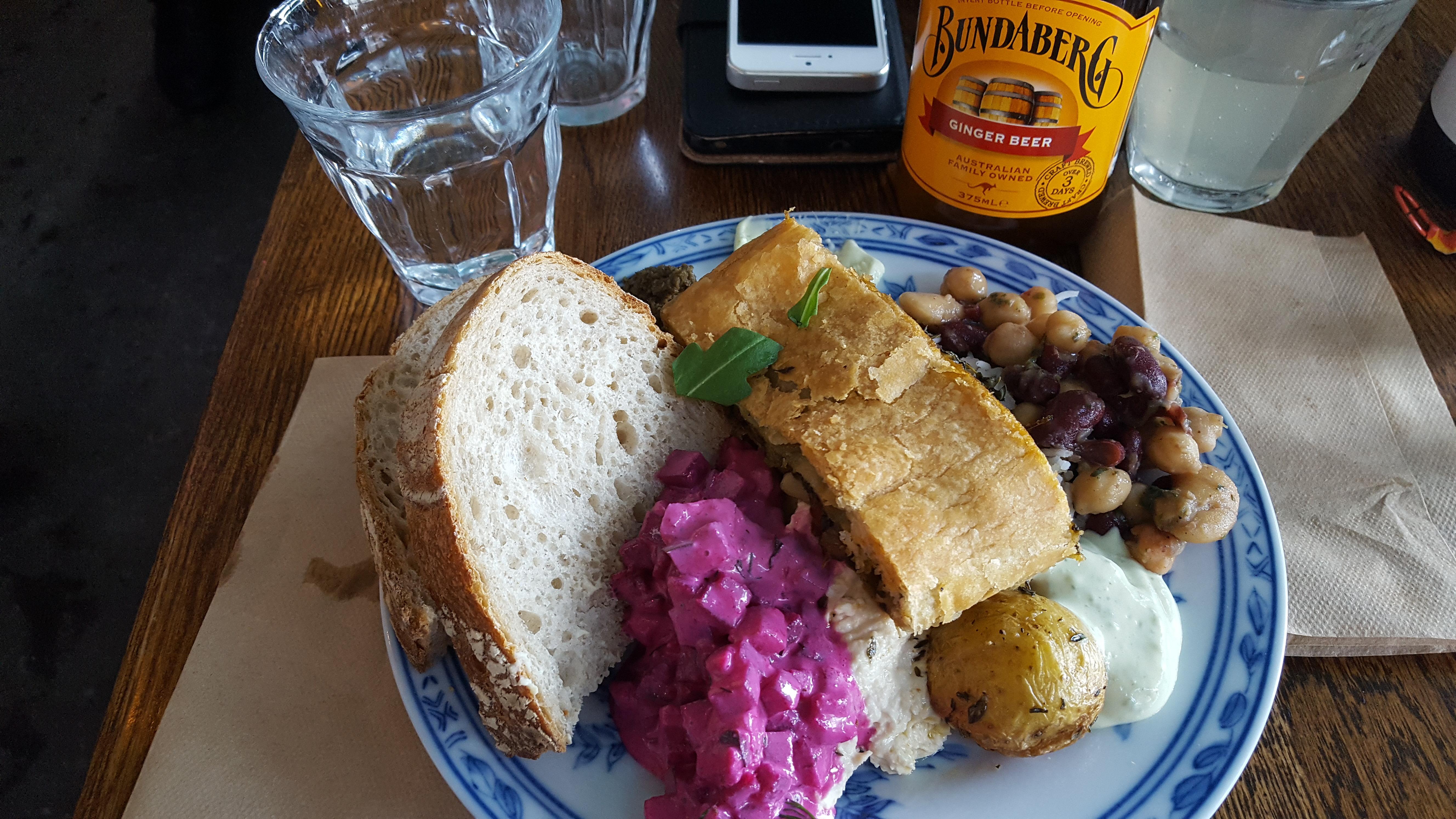 Hermans   Vegetarian Food in Stockholm