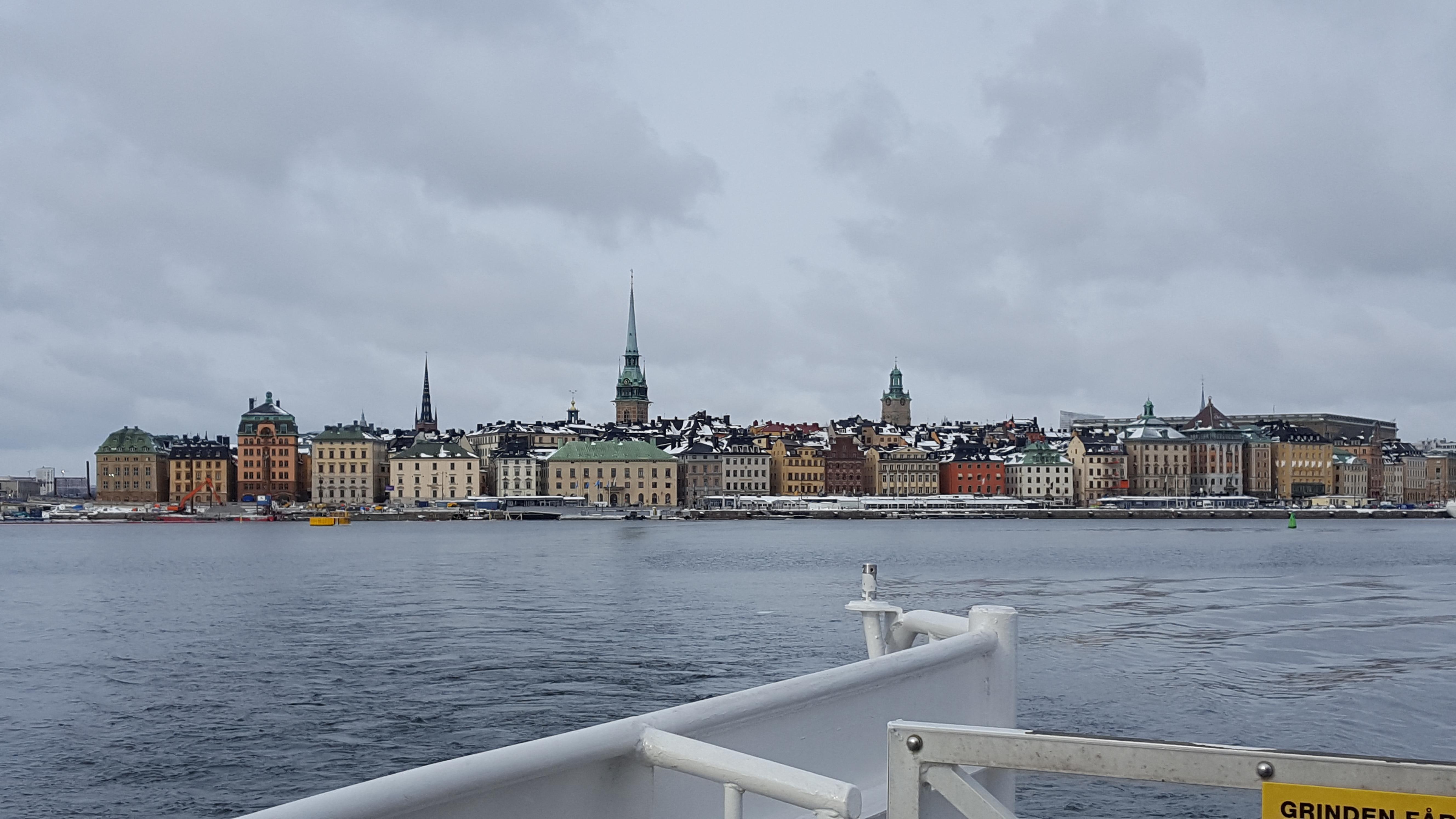 Ride on the Djurgården ferry   Visit Stockholm Visit stockholm in the winter dontask4salt