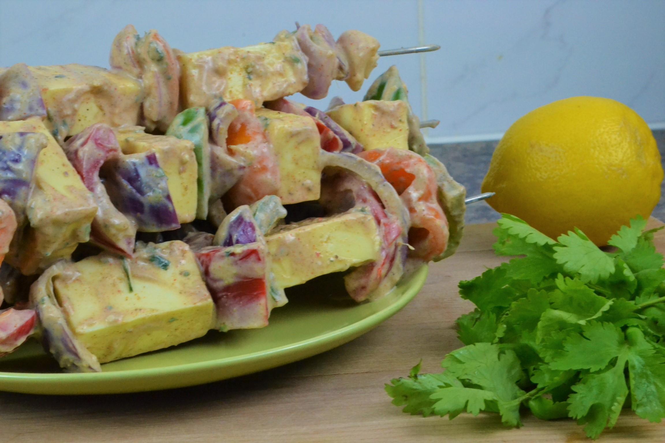 Paneer Tikka Marination recipe - dontask4salt